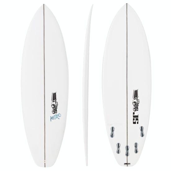JS Industries Nitro Squash FCS II Surfboard