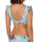 Seafolly Modern Love Wrap Front Bikini Top