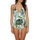 Seafolly Palm Beach Deep Womens Swimsuit
