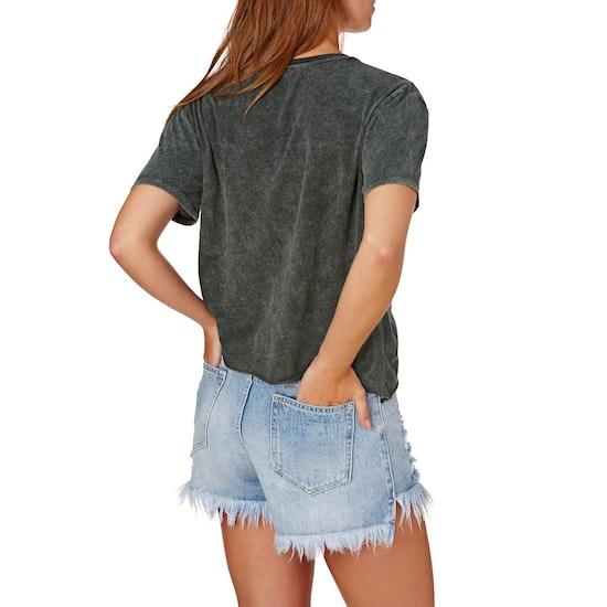 Volcom Main Stage Ladies Short Sleeve T-Shirt