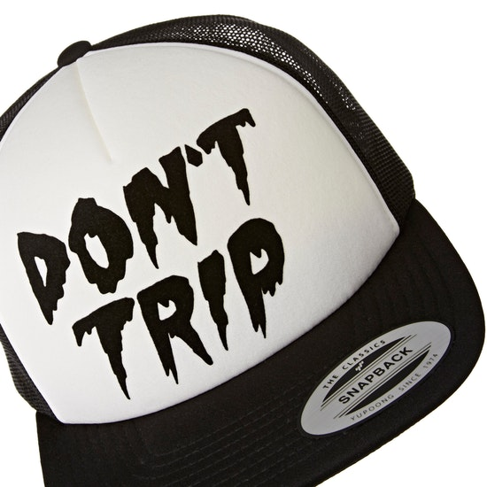 Volcom Dont Even Trip Trucker Ladies Cap