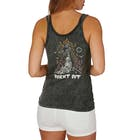 Volcom Above All Split Ladies Tank Vest