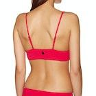 Volcom Simply Seam Vneck Bikini Top