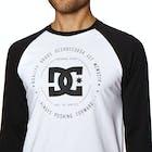 DC Rebuilt 2 Raglan Long Sleeve T-Shirt