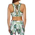 Seafolly Palm Beach Crop Top Ladies Sports Bra