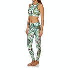 Seafolly Palm Beach Crop Top Ladies Sports Bra