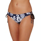 Seafolly Brazilian Loop Tie Side Bikini Bottoms