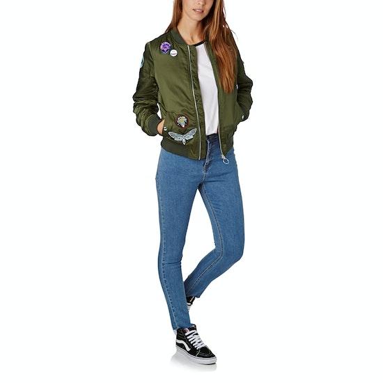 Volcom GMJ Bomber Ladies Jacket