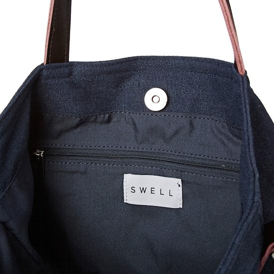 SWELL Washed Ladies Handbag