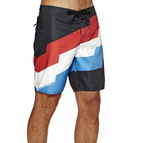 DC Step Up 18 Boardshorts