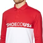 DC Stewardson LS Polo Shirt
