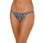 The Hidden Way Rosalie Strap Bikini Bottoms
