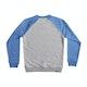 DC Rebuil Crew Raglan Boys Sweater