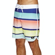 DC No Lies Scallop Boardshorts