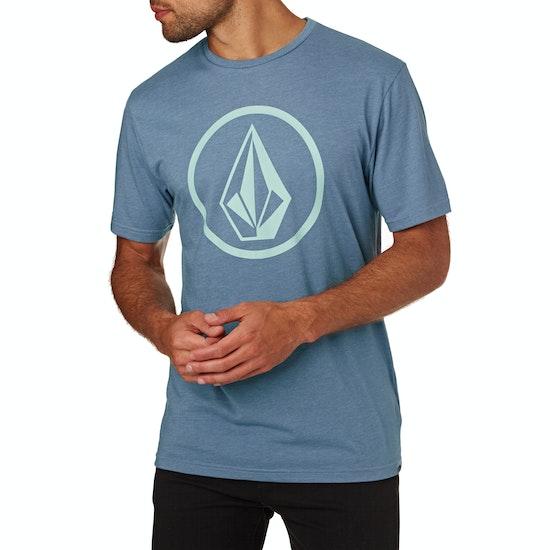 Volcom Circle Stone Mens Short Sleeve T-Shirt