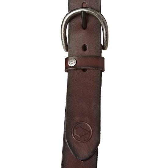 Volcom Hombre Leather Belt