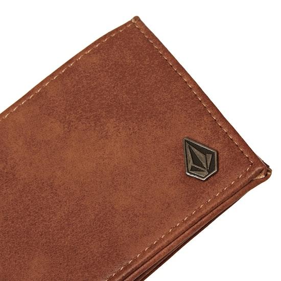 Volcom Slim Stone Pu Wallet
