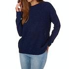 The Hidden Way Bluma Textured Ladies Sweater