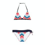 Rip Curl Breaker Tri Setb Girls Bikini