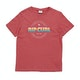 Rip Curl Circle Big Mama Boys Short Sleeve T-Shirt