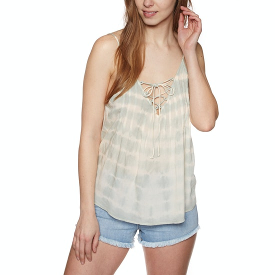 Top Femme Billabong Illusions Of Tie Dye