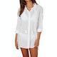 Rip Curl Lara Beach Shirt Womens Top