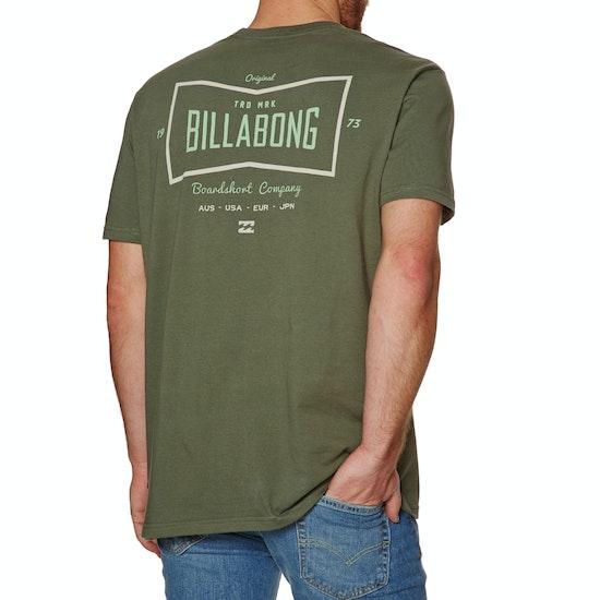 T-Shirt à Manche Courte Billabong Craftsman