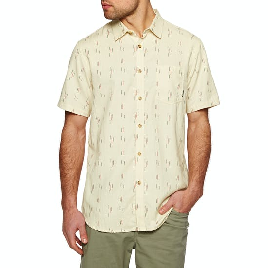 Billabong Sundays Jaquard Short Sleeve Shirt