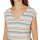 Rip Curl Beach Bazaar Womens Short Sleeve T-Shirt
