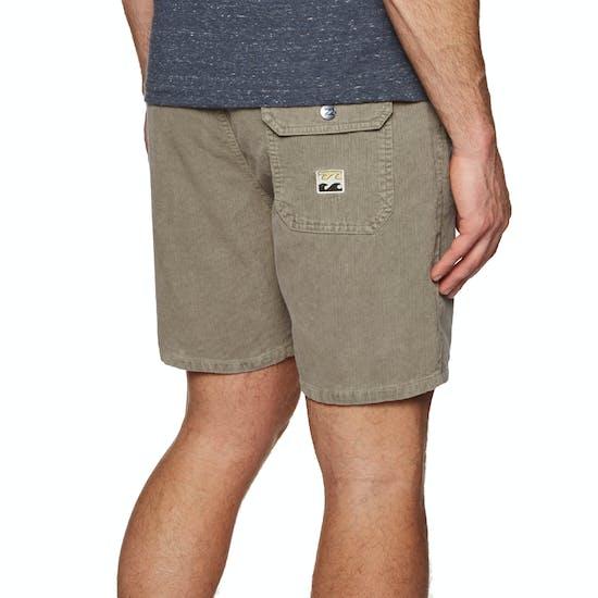 Shorts pour la Marche Billabong The Cord
