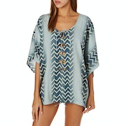 Rip Curl Skies Above Coverup Dress