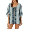 Robe Rip Curl Skies Above Coverup - Blue