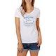 Rip Curl Sea Is Calling Damen Kurzarm-T-Shirt