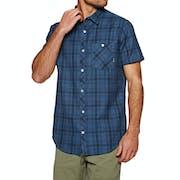 Billabong All Day Check Short Sleeve Shirt