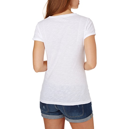 T-Shirt à Manche Courte Femme Rip Curl Sea Is Calling