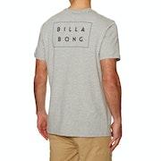 T-Shirt à Manche Courte Billabong Die Cut