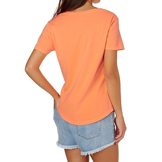T-Shirt à Manche Courte Femme Rip Curl Rainbow