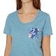 Rip Curl Pass Pocket Womens Short Sleeve T-Shirt