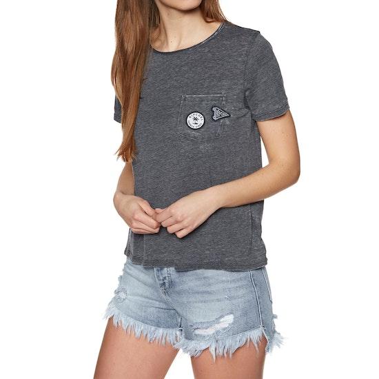 Rip Curl Scenic Womens Short Sleeve T-Shirt