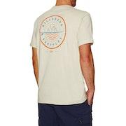 T-Shirt à Manche Courte Billabong Crossboard