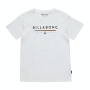 Billabong Math Unity Boys Short Sleeve T-Shirt