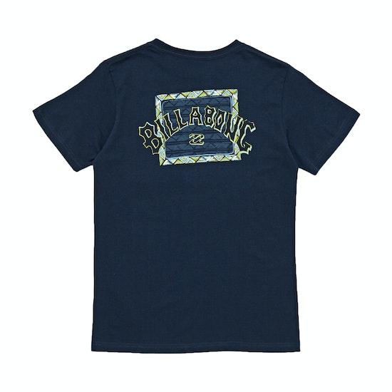 Billabong Kanton Boys Short Sleeve T-Shirt