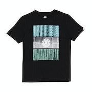 Element Parallel Jungen Kurzarm-T-Shirt
