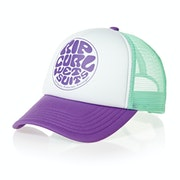 Rip Curl Wetty Logo Womens Cap