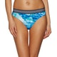 Rip Curl Mirage Deep Blue Hicheeky Bikini Bottoms