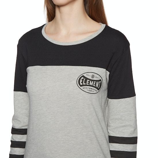 Element Lucky Womens Long Sleeve T-Shirt
