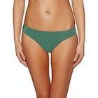 RVCA Solid Full Bikini Bottoms