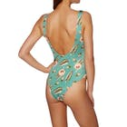 RVCA South Swell One Piece Ladies Swimsuit