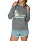 Rip Curl Endless Summer Fleece Womens Pullover Hoody