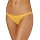 The Hidden Way Charlotte Shirred Strap Bikini Bottoms